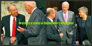Leahy and Grassley