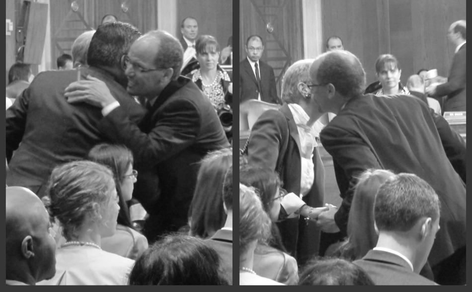 Thomas Perez at Nomination for Secretary of Labor