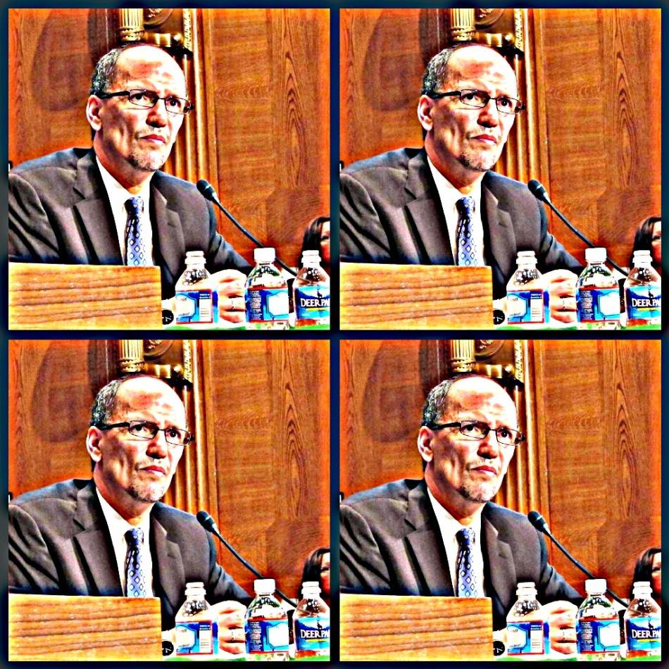 Bloomberg discusses Perez's nomination