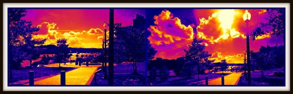 Georgetown Waterfront - Heat Stroke