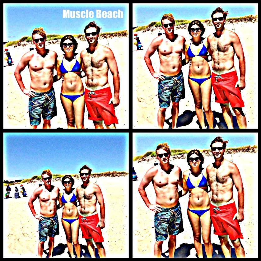 Muscle Beach (JK)