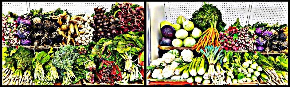 Vegetable assortment