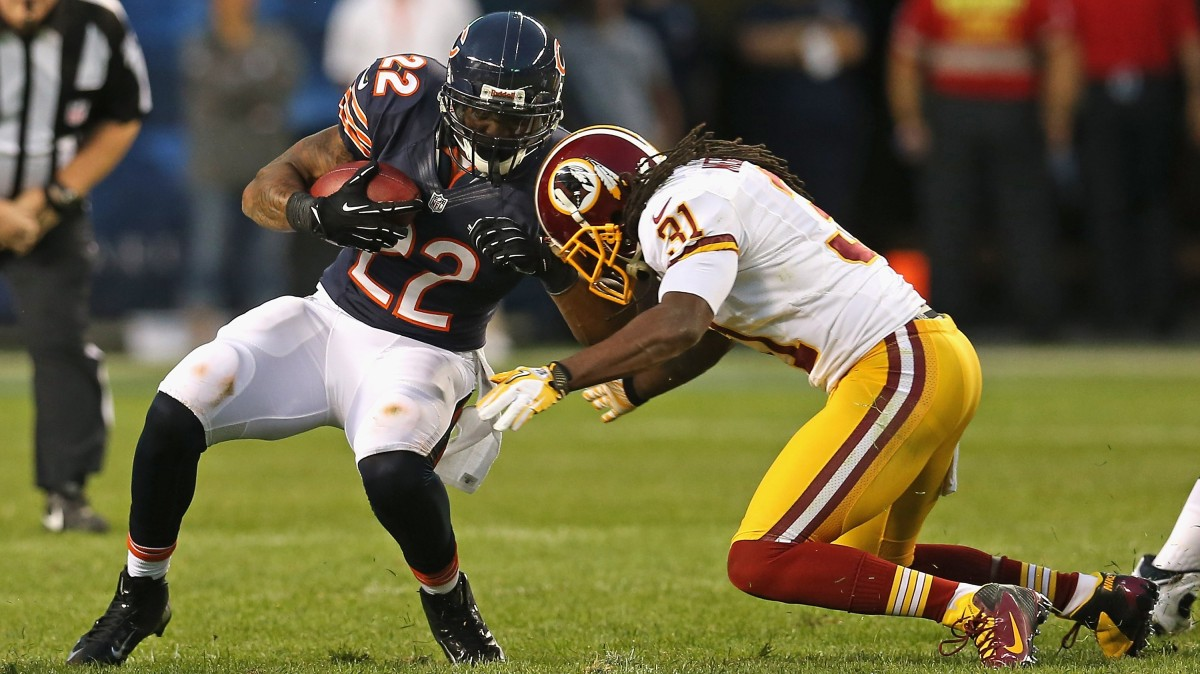 Redskins Officially Re-sign Safety BrandonMeriweather